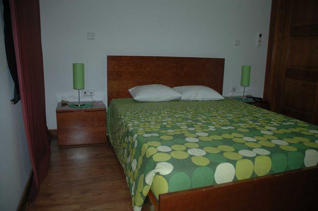 Mobília de quarto completa com colchão incluído