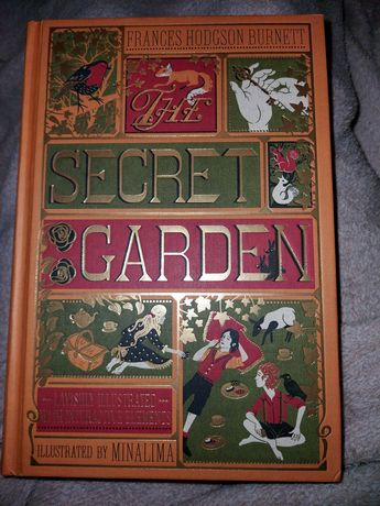 The Secret garden Minalima