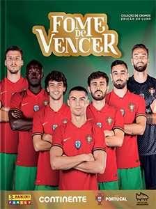 Troca de Cromos Fome de Vencer - Euro 2020