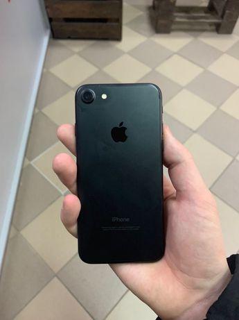 IPhone 7 32/128gb Neverlock оригинал/комплект/бу/гарантия/магазин