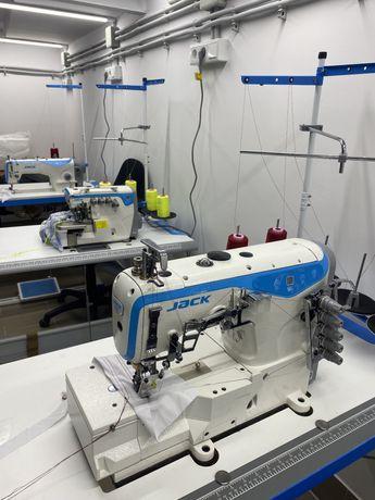 Швейный цех предлагает услуги по отшиву