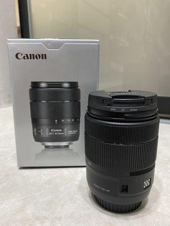 Объектив Canon 18-135mm f/3.5-5.6 IS nano USM EF-S (1276C005)