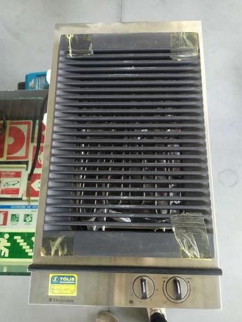 Combo de Grelhador/Fritadeira/aquecedor de comida