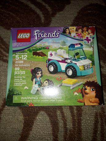 Конструктор Lego Friends 41086