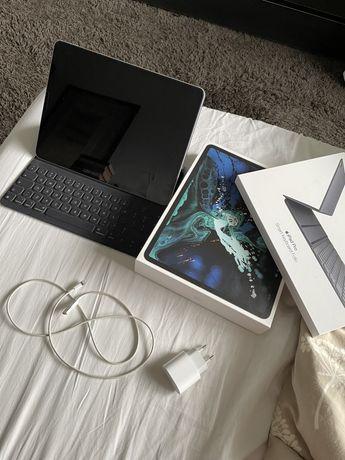 """iPad Pro 12,9"""" 256gb srebrny silver wifi+LTE"""