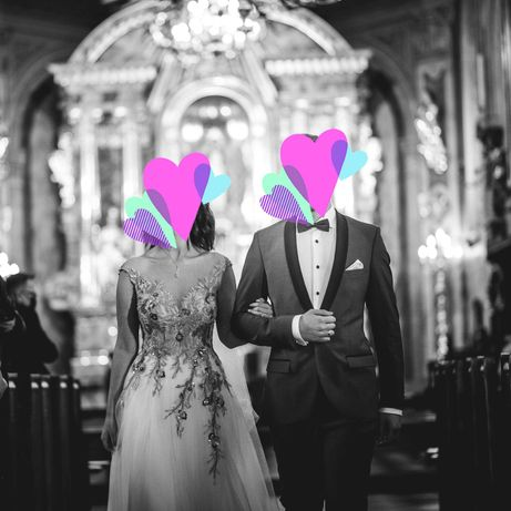 Sukienka ślubna SABE