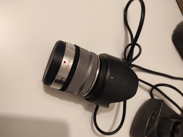 Objectiva Panasonic lumix 14-42mm