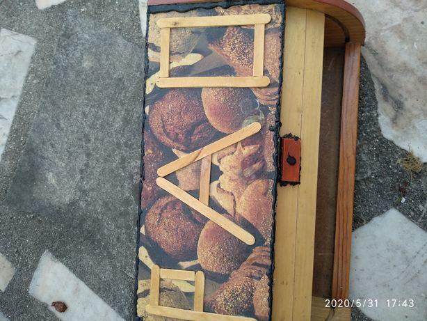 Caixa de pão