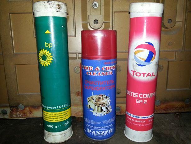 Очиститель , BP Energrease LS-EP2, TOTAL Multis Complex