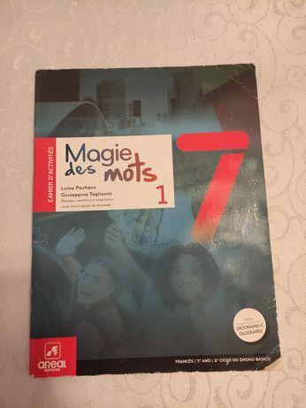 Caderno Atividades Maciel des more, Francês, 7 ano