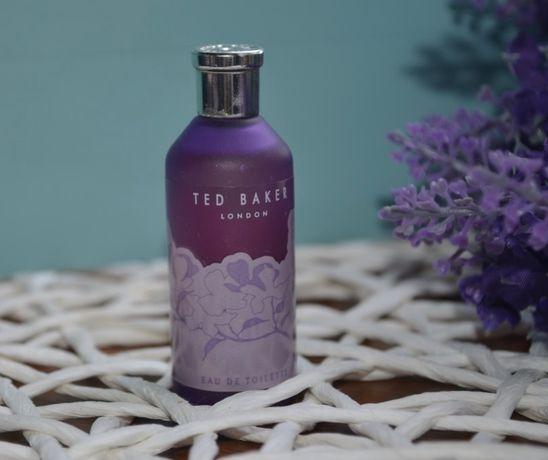 фирменный парфюм премиум духи Ted Baker Secondscent оригинал