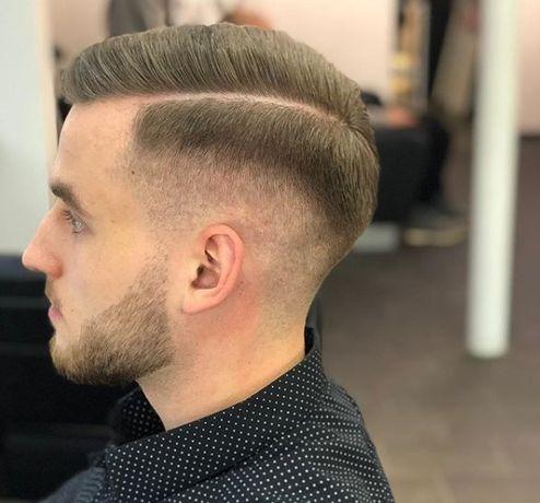 Стрижка мужская ( услуги парикмахера)