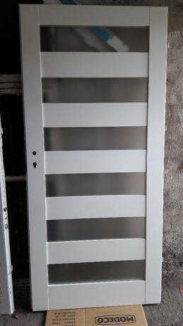 Nowe białe drzwi 80 P za pół ceny -okazja