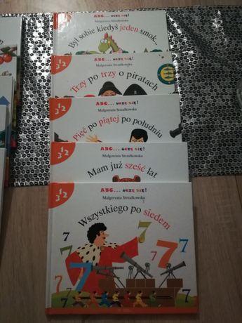 Książki abc dla dzieci