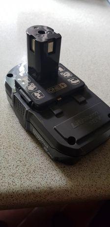RYOBI  2x akumulator bateria 18V 2Ah nowy