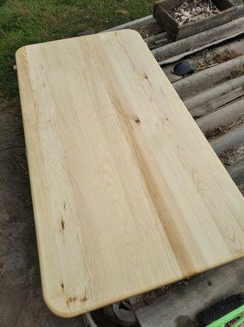 Столешница из натурального дерева