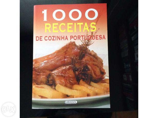 1000 receitas de cozinha
