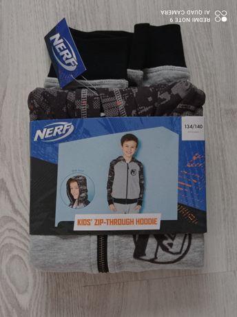 Bluza chłopięca - NERF , rozmiar 134/140 ( 8-10) lat