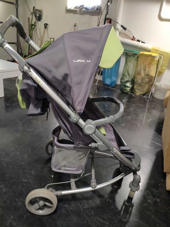 Wózek spacerowy Euro-Cart Lira 4