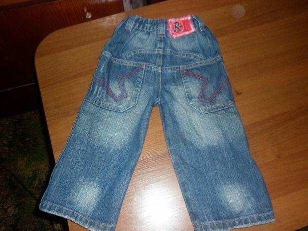 джинсы до 2 лет
