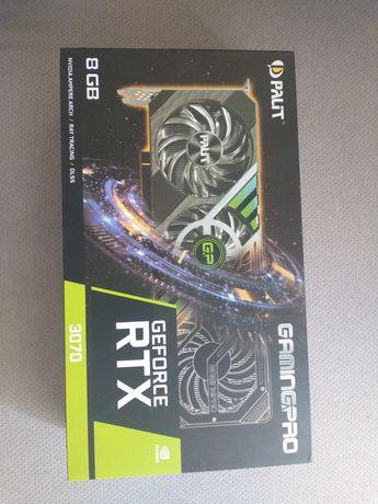 Nowa nieotwierana karta graficzna GeForce 3070 rtx
