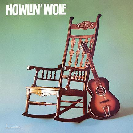 платівка Howlin' Wolf – Howlin' Wolf Киев - изображение 1