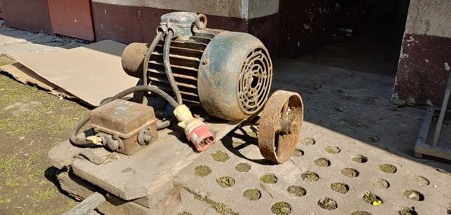 Silnik elektryczny 5.5 KW krajzega