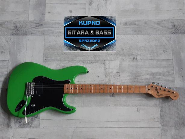 Super Gitara Fender Squier-Korea'95-Merlin Hellfire-do Metalu- zamiana