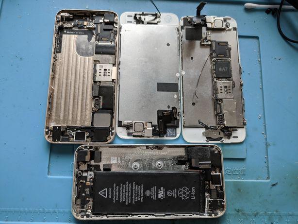 iPhone 5s se запчастини