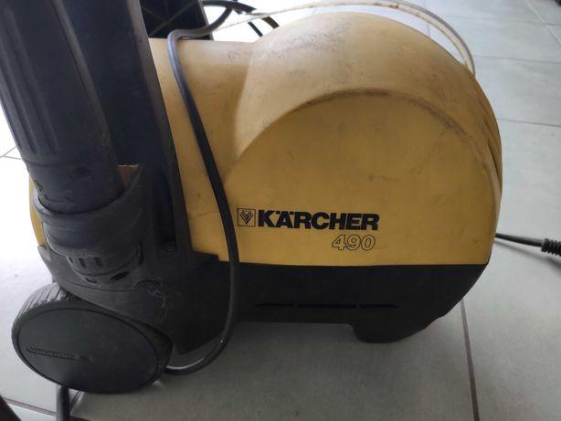 Sprzedam uszkodzoną myjkę ciśnieniowią Karcher 490