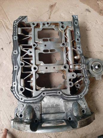 Постель коленвала 2.0т 17год ремонтная G4KH Двигатель THETA-2