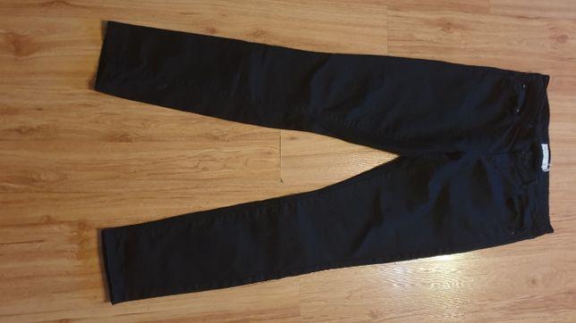 CHLOE Czarne rurki jeansy roz 158/164 ,30