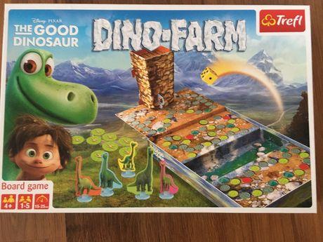 Gra planszowa Dino-Farm