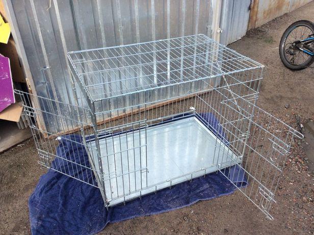 Продам клетку для собак