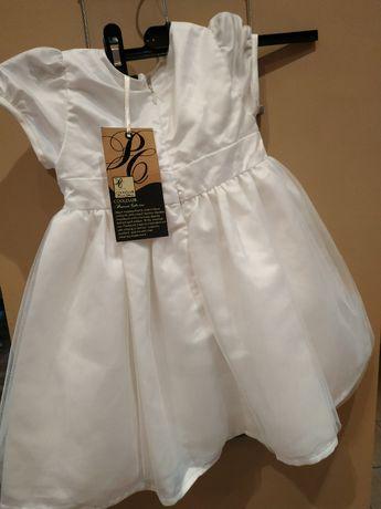 Piękna sukienka Cool Club roz 80