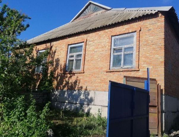 Продам дом под  речкой Ингулец(30м к воде)+участок для достройки