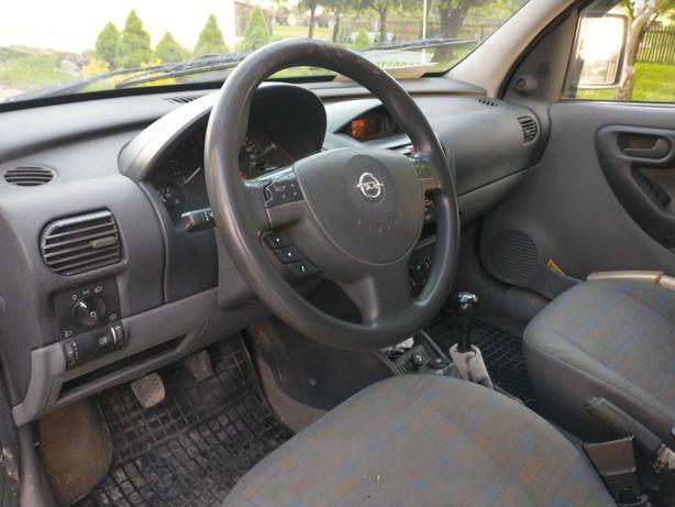 Opel Combo 1,7 dti Isuzu