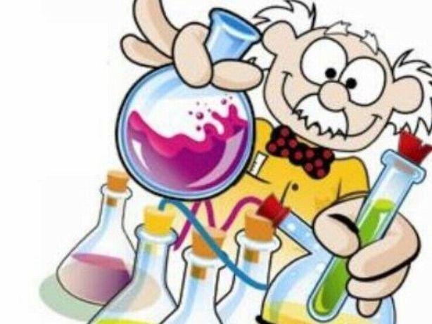 Korepetycje chemia