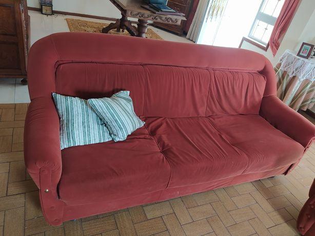 Conjunto de sofás usados
