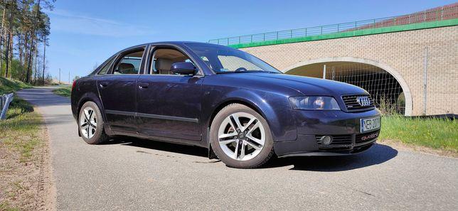 Audi A4 B6 1.8T Quattro Manual 205KM