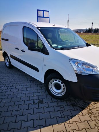 Peugeot Partner, 1.6hdi, Polski salon, 68tys.przebiegu, Prywatnie