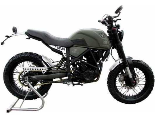 Мотоцикл Geon Scrambler 250 2021Мотосалон Velxanik, гарантія, доставка