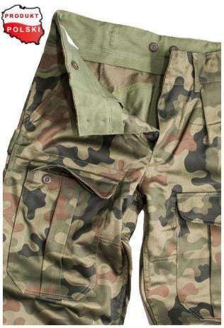 Spodnie Moro Wojskowe WZ 93 Różne rozmiary
