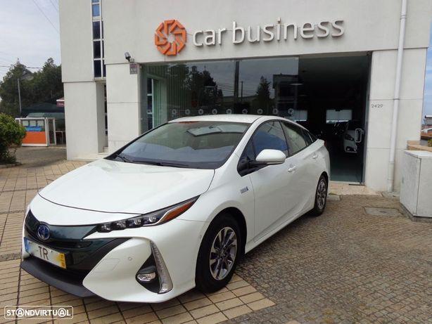 Toyota Prius 1.8 Plug-In Luxury Pele+P.Techno