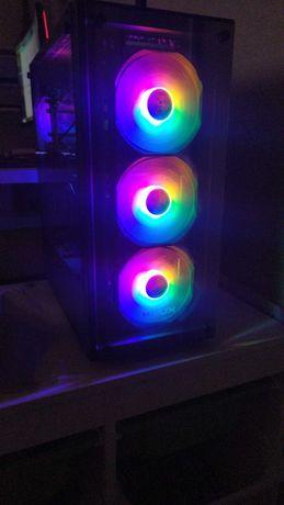 komputer gamingowy Ryzen 5 XFX Radeon RX 570 8GB gwarancja lub zamiana