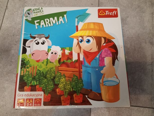 Gra Farma (Trefl)