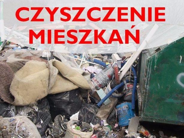 Witam Oferujemy Państwu wywóz odpadów wraz z wyniesieniem i utylizacją