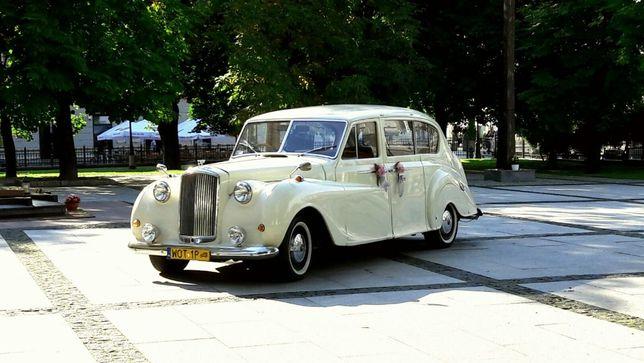 Auto do ślubu samochód mazowieckie Warszawa Austin Princess kabriolet
