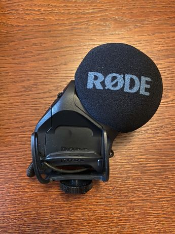 Rode VideoMic Stereo Rycote