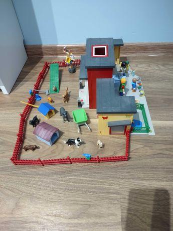Playmobil hotel dla psów 9275